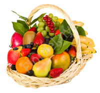 Medium fruit basket