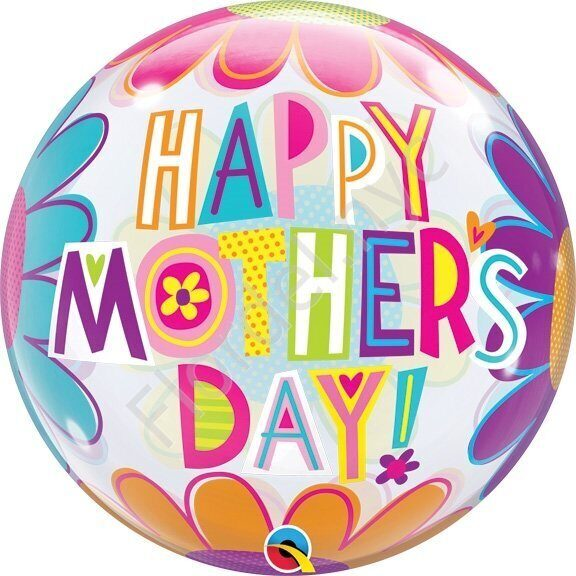 Mother's day mylar balloon