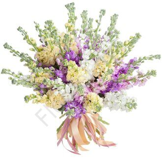 Stock flower bouquet