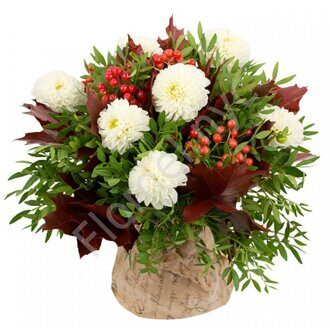 Mum fall bouquet