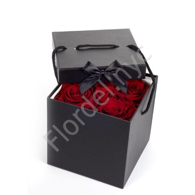 Red rose's minibox