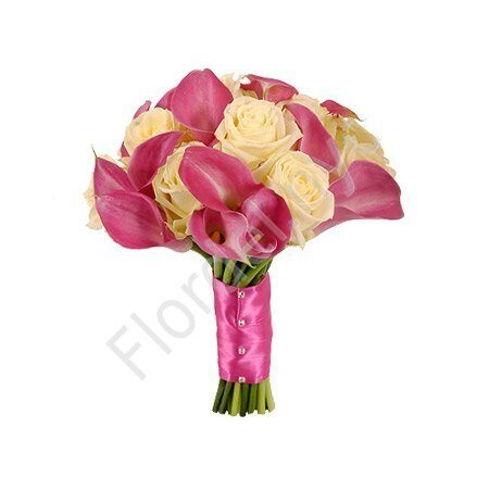 Basic package - Roses and callas
