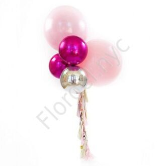 Set of balloons Charm