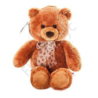 Brown bear 10 inch