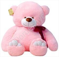 Pink bear 40 in