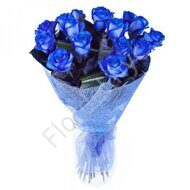 Blue bouquet