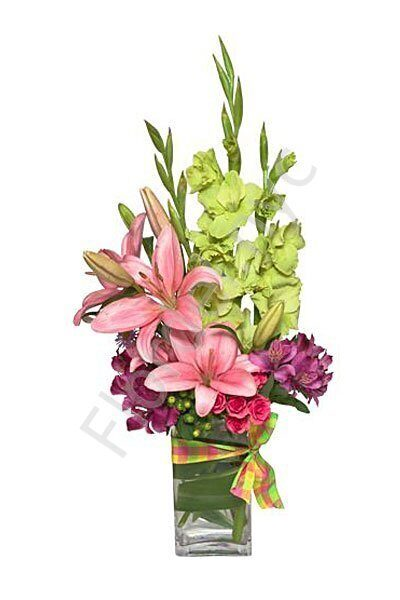 Premium flower arrangement