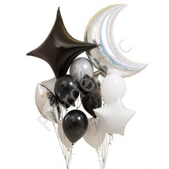 Cosmic set of balloons