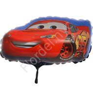 Car shaped balloon
