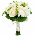 Medium package - Ivory wedding bouquet
